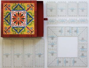Square-ruler-set