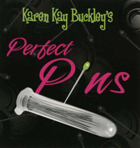 Karen Kay Buckley Perfect Pins